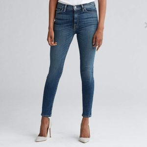 Hudson Barbara Super Skinny High Rise 27